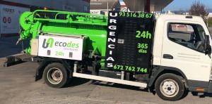 camión cuba Barcelona