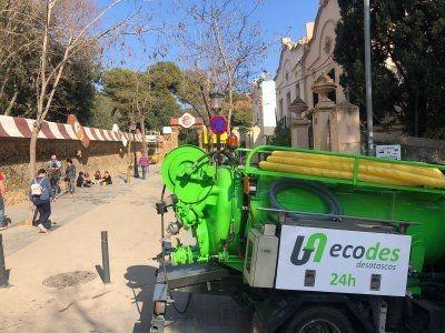 Vaciado de fosas sépticas Barcelona