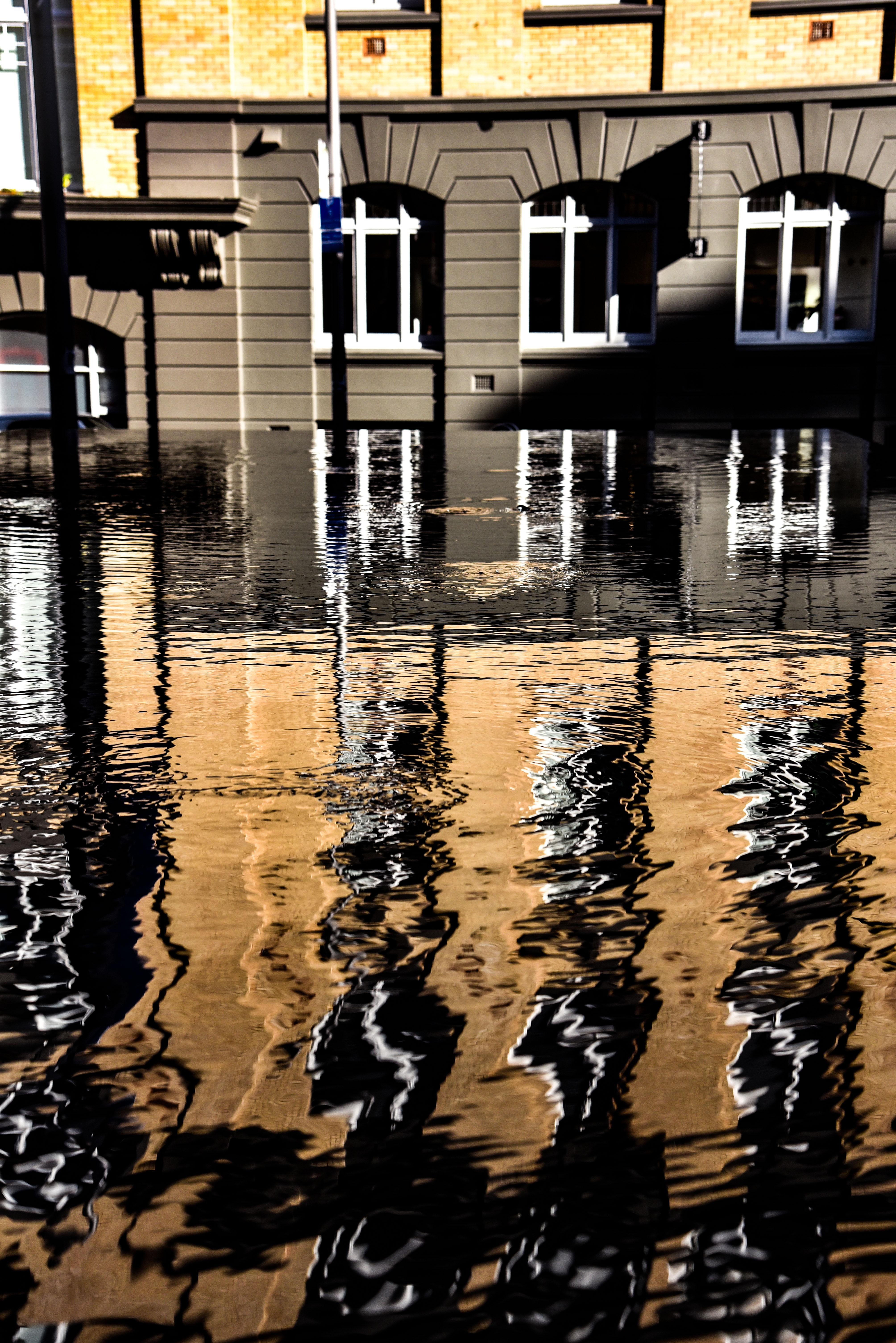 inundaciones en Barcelona